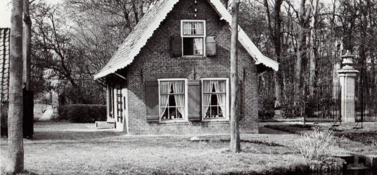 Albert Jenné, tuinman bij Huis te Linschoten