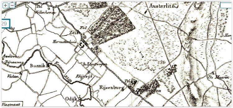 Jan de Kruijf; boerenknecht, 'jagtoppasser', veldwachter en gemeentebode