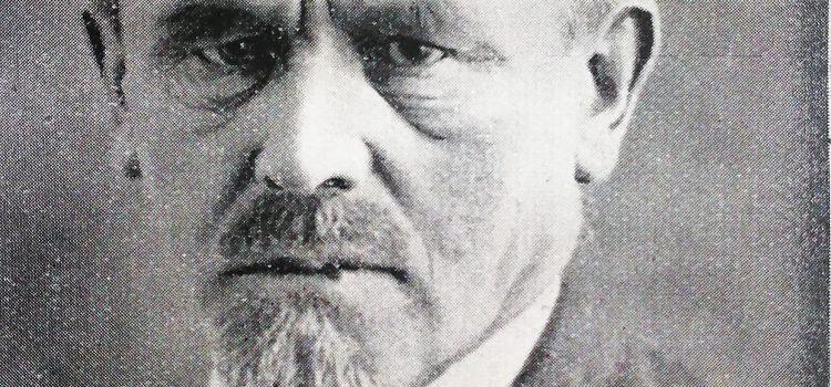 Karel Frugte…strijdvaardig voor oom agent