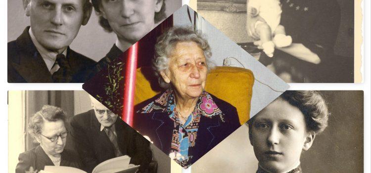 De geschiedenis van oma Bets
